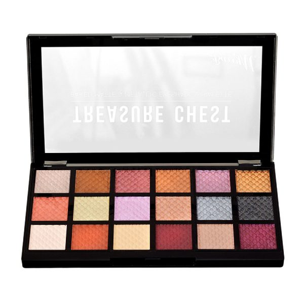 Barry M Baked Eyeshadow Palette Treasure Chest