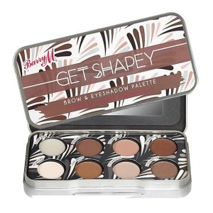 Barry M Get Shapey Brow Shadow Palette