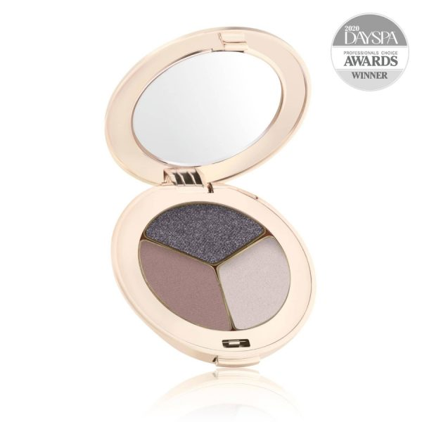 Jane Iredale PurePressed® Eye Shadow Triple-Sundown