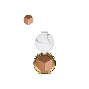 Jane Iredale Purepressed Eyeshadow Triple Cognac