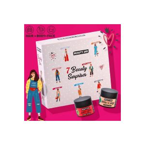 "Beauty Jar ""7 beauty surprises"" gift box"