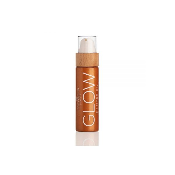 Cocosolis – glow shimmer oil