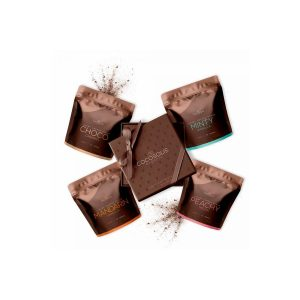 Cocosolis – luxury coffee scrub box 4 x 70gr