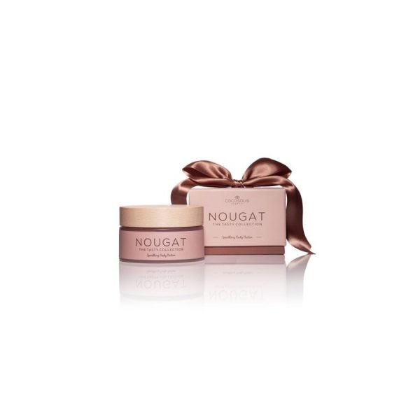 Cocosolis - nougat sparkling body & face butter